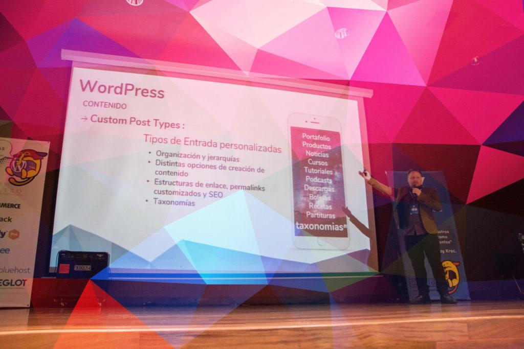 WordCamp Bogotá 2018 LOOR Lab